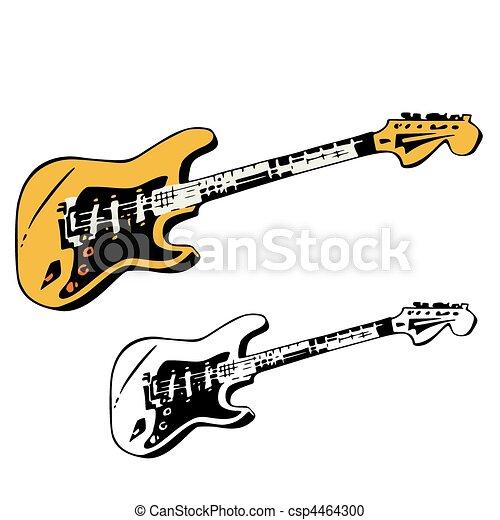 Music Instruments - csp4464300