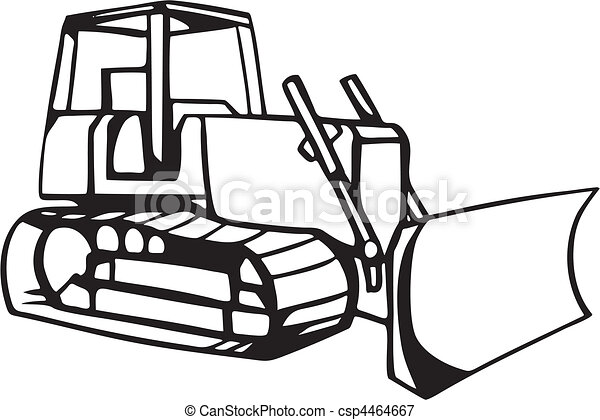 Earth Moving Vehicles - csp4464667