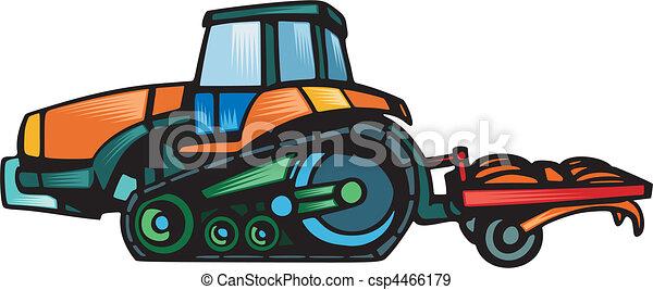 Agriculture Vehicles - csp4466179