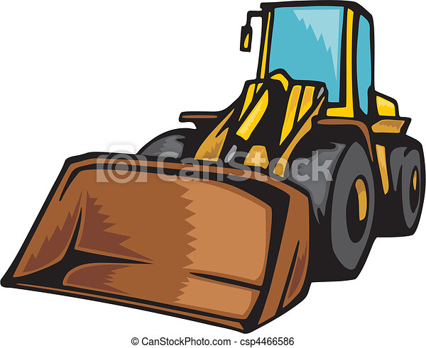 Earth Moving Vehicles - csp4466586