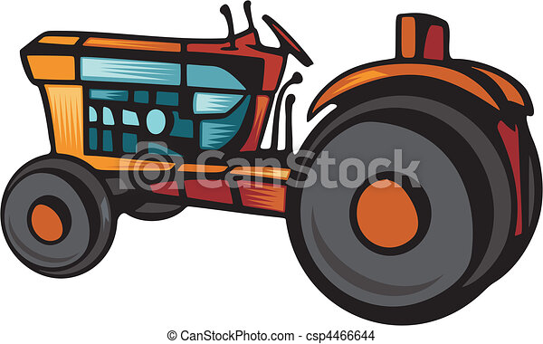 Agriculture Vehicles - csp4466644