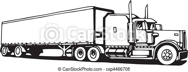 Truck - csp4466708