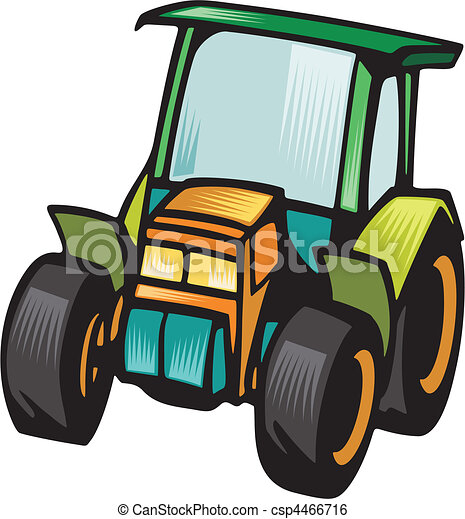 Agriculture Vehicles - csp4466716