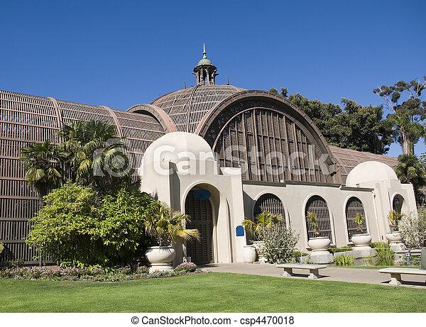 Botanical Gardens in San Diego - csp4470018