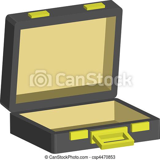 briefcase Illustration - csp4470853