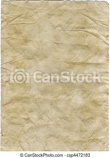antique paper - csp4472183