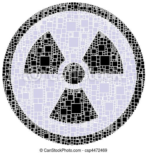 x Ray Line Drawing Vector x Ray Danger Sign