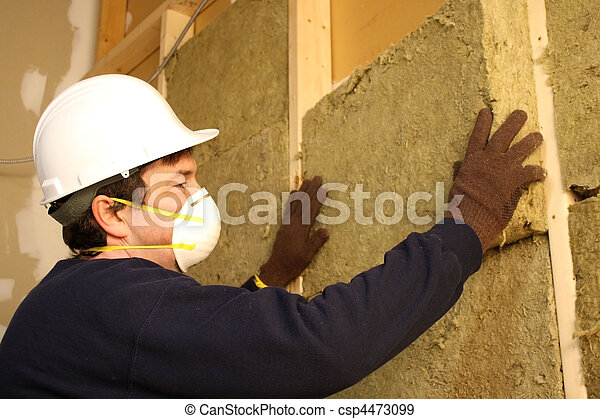 insulation installation - csp4473099