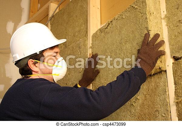 insulation installation - csp4473099