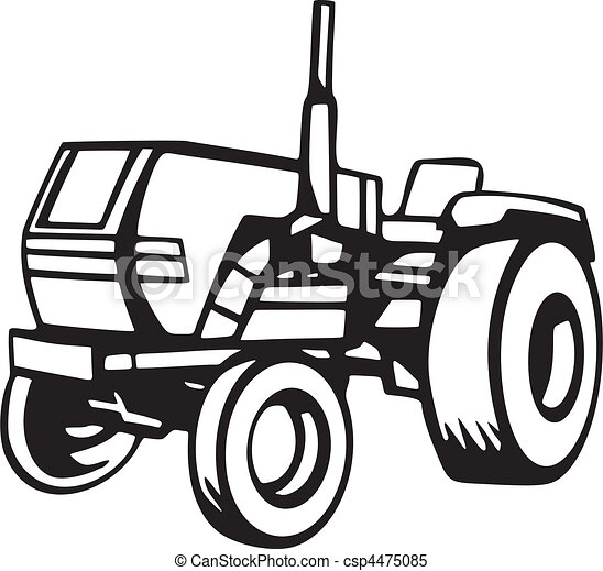 Agriculture Vehicles - csp4475085