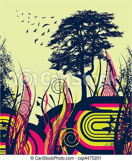 urban art - csp4475201