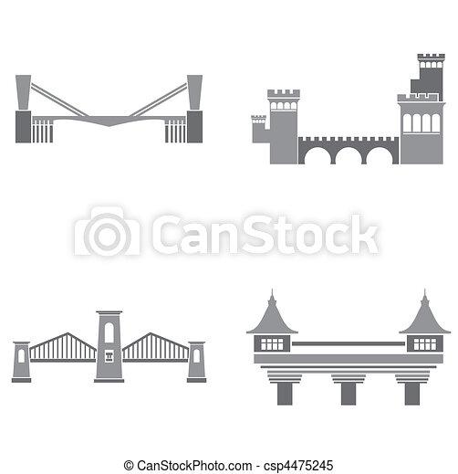 Bridges - csp4475245