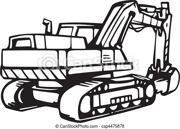 Earth Moving Vehicles - csp4475878
