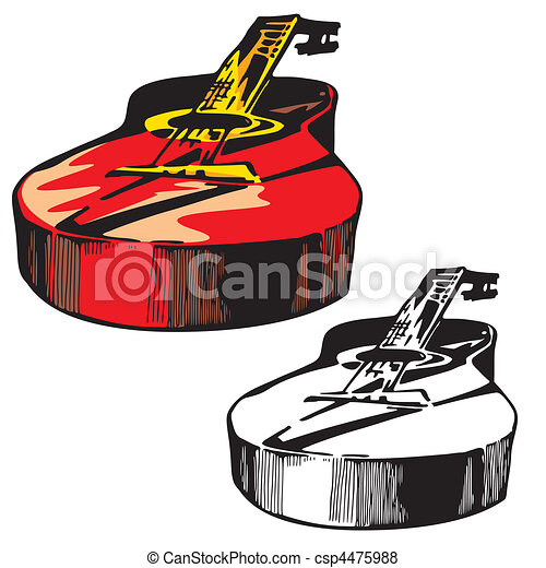 Music Instruments - csp4475988