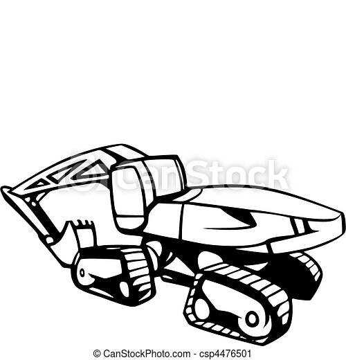 Earth Moving Vehicles - csp4476501