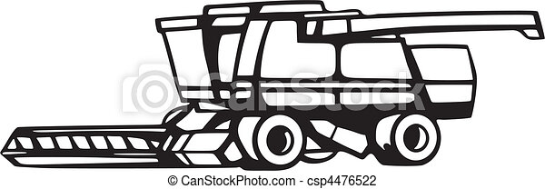 Agriculture Vehicles - csp4476522