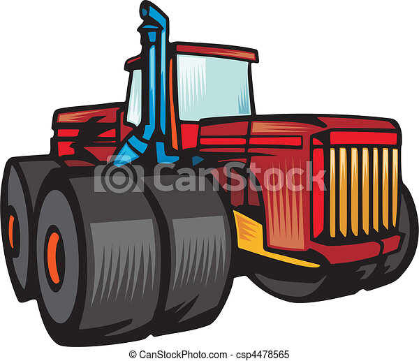 Agriculture Vehicles - csp4478565