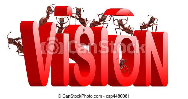 vision building - csp4480081