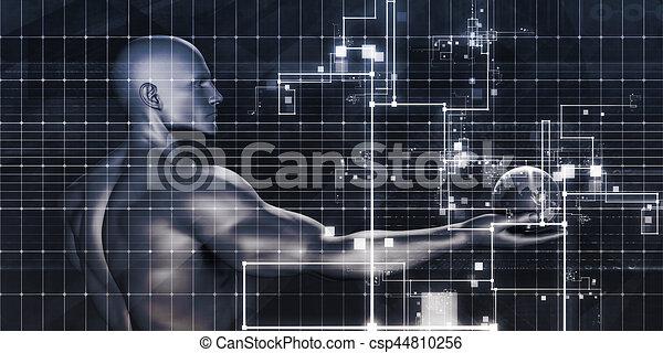 Medical Science - csp44810256