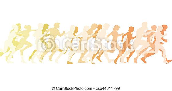Active Lifestyle - csp44811799
