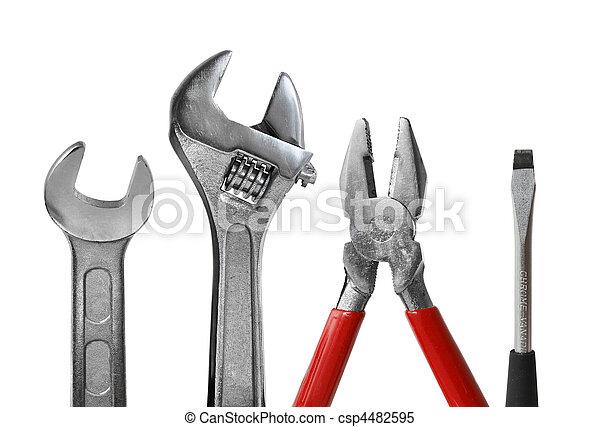 verktyg, sätta - csp4482595