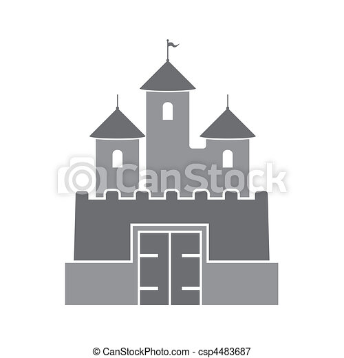 Historical homes - csp4483687