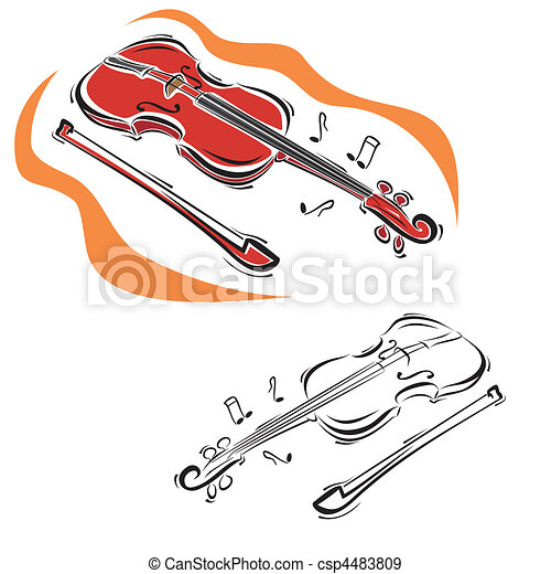 Music Instruments - csp4483809