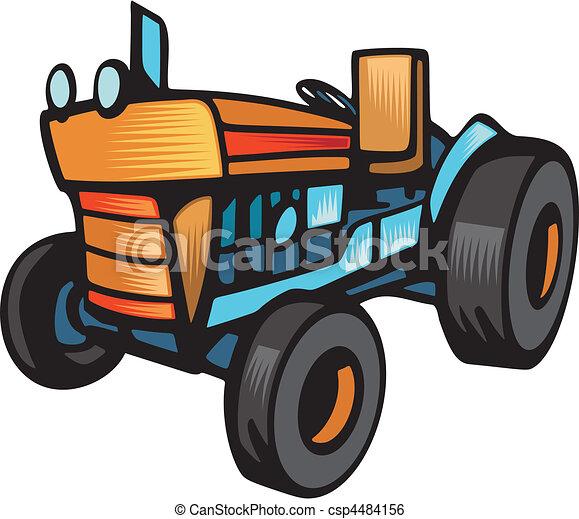 Agriculture Vehicles - csp4484156