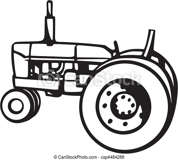 Agriculture Vehicles - csp4484288