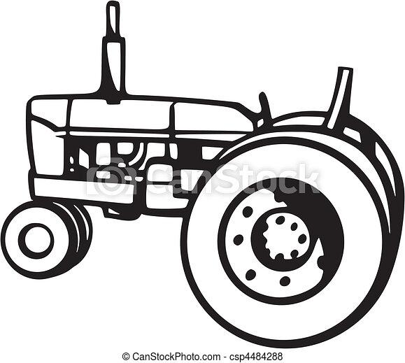Agriculture Vehicles - csp4484288