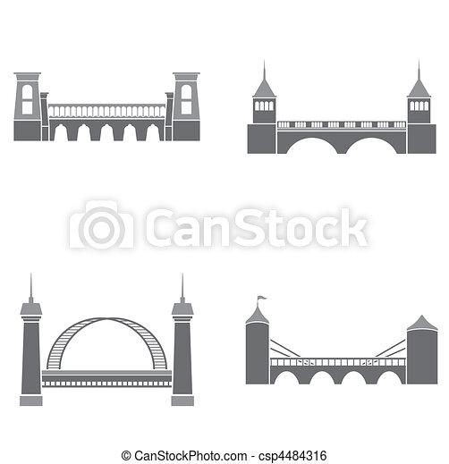 Bridges - csp4484316