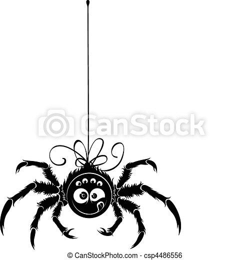 Spider contour  - csp4486556