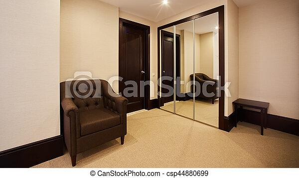 Hotel apartment interior - csp44880699