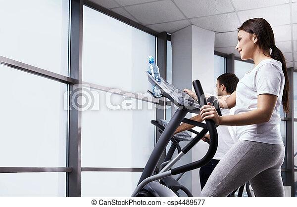 健康, 運動 - csp4489577