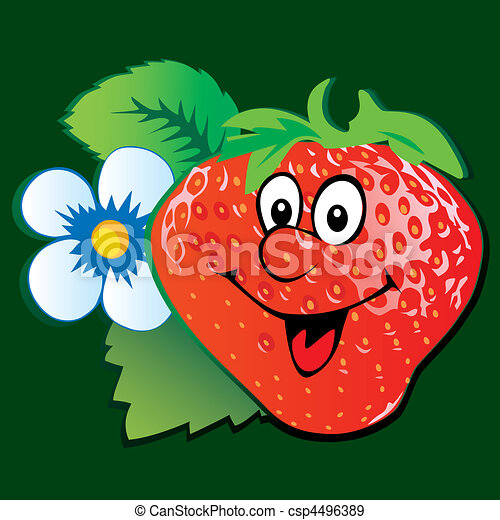 Strawberry. - csp4496389