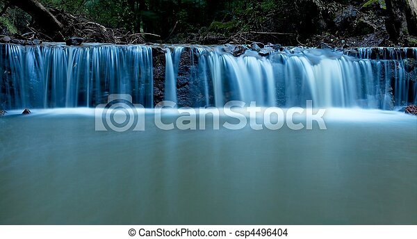 Waterfall - csp4496404