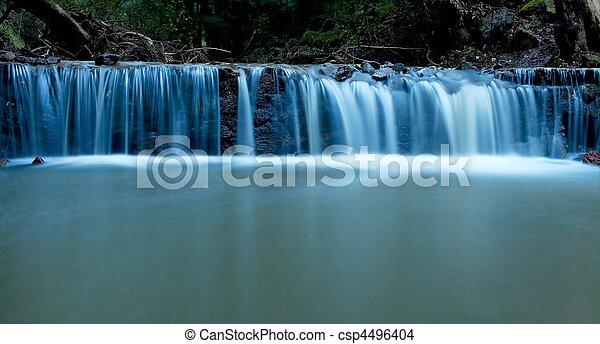 Waterfall - csp4496404