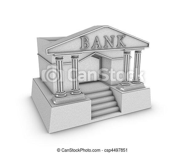 Bank - csp4497851