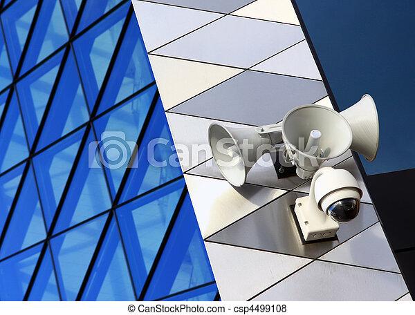 Security equipment - csp4499108