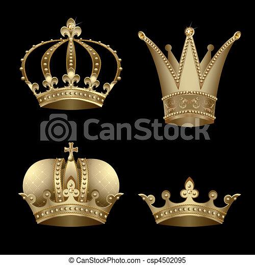 Crowns - csp4502095