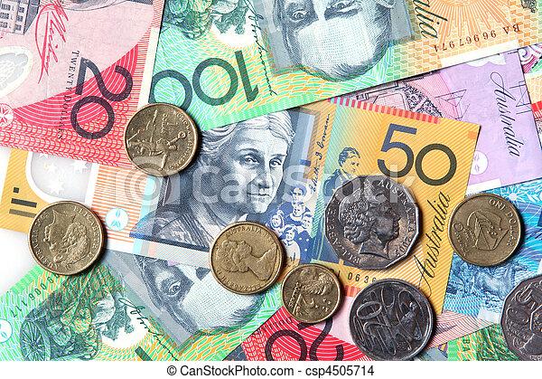 Australian Money - csp4505714