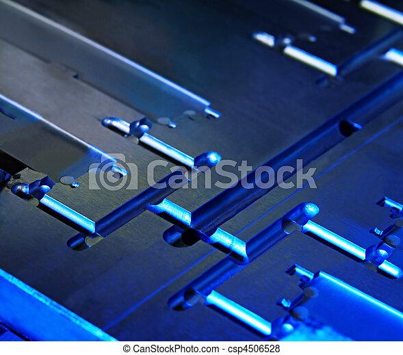 Metallic Abstract - csp4506528