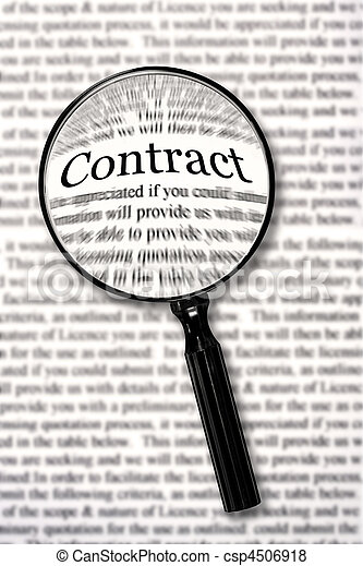 Check that Contract - csp4506918