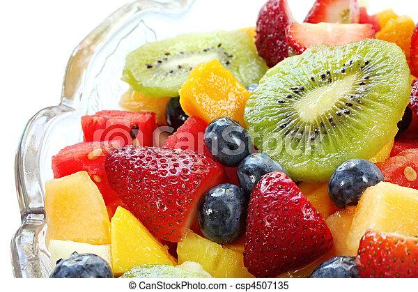 フルーツ, サラダ - csp4507135