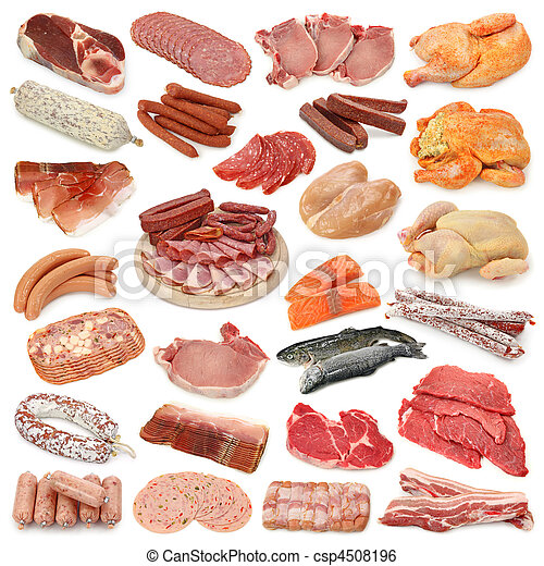Meat collection - csp4508196