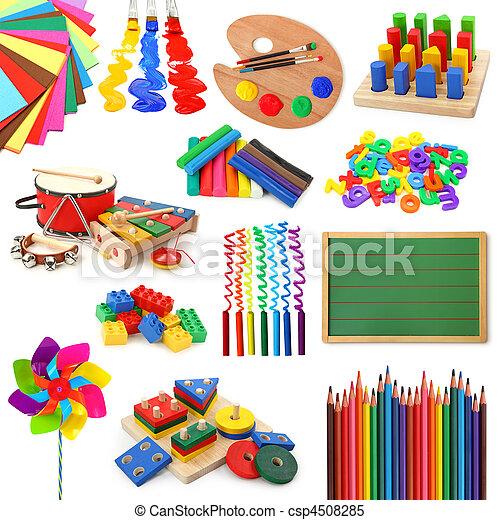 cobrança, brinquedos - csp4508285