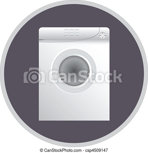 washing machine - csp4509147