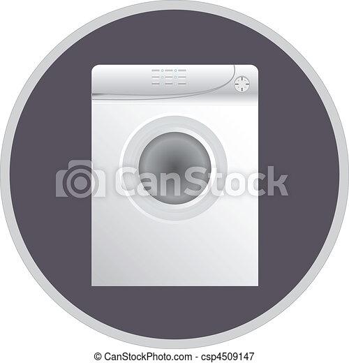 washing machine - csp4509147