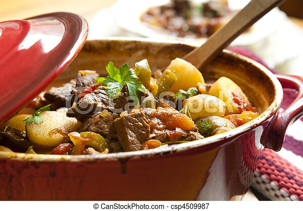 Beef Stew - csp4509987
