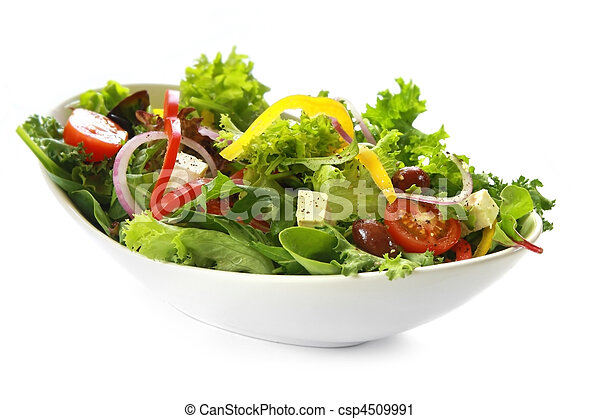 Greek Salad - csp4509991